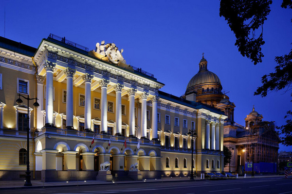Four Seasons Hotel Lion Palace St-Petersburg